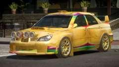 Subaru Impreza SR PJ4 for GTA 4