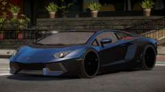 Lamborghini Aventador ZL for GTA 4