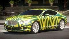 2013 Bentley Continental GT Speed PJ1 for GTA 4