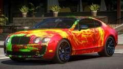 Bentley Continental S-Edit PJ2 for GTA 4