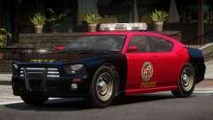 Bravado Buffalo Police V1.0 for GTA 4