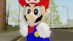 Mario (Mario Party 3) for GTA San Andreas