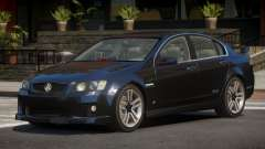 Holden Commodore FBI