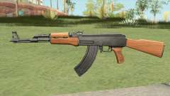 AK-47 (Wannabe Version) for GTA San Andreas