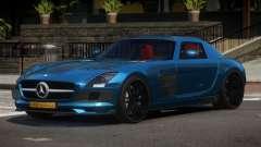 Mercedes Benz SLS V2.1 for GTA 4