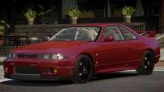 Nissan Skyline GT-R R33 RS for GTA 4