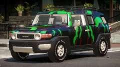 Toyota FJ Cruiser ST PJ5 for GTA 4