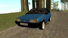 VAZ 2108 Czechoslovakia export ver.0.2 for GTA San Andreas