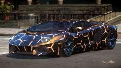 Lamborghini Aventador LP700 SR PJ3 for GTA 4