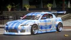 Mazda RX-8 V1.1 PJ1 for GTA 4