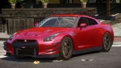 Nissan GT-R ZT for GTA 4