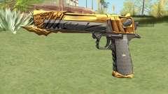 Desert Eagle (Born Beast Noble Gold)