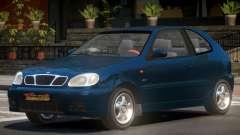 Daewoo Lanos RS