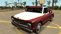 Vapid Slamvan Stock (Sa Style, Extras & PJ) for GTA San Andreas