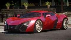 Marussia B2 GT-Sport for GTA 4