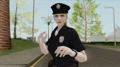 Rubia Policeman V1 (Bugstars Equipment) for GTA San Andreas
