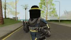 Tazer (PAYDAY 2) for GTA San Andreas