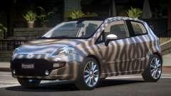 Fiat Punto RS PJ4 for GTA 4