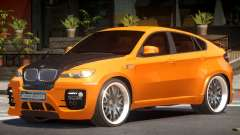 BMW X6 R-Tuning for GTA 4