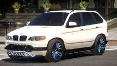 BMW X5 S-Style NR