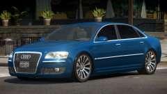 Audi A8 QZ for GTA 4