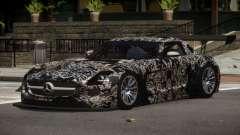 Mercedes SLS R-Tuning PJ6 for GTA 4