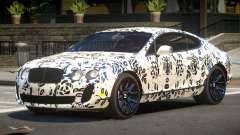 Bentley Continental S-Edit PJ5