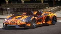 Lamborghini Aventador Spider SR PJ1 for GTA 4