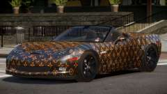 Chevrolet Corvette SR PJ1 for GTA 4