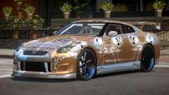 Nissan GT-R SE PJ6 for GTA 4