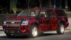 Chevrolet Suburban V2.1 PJ1 for GTA 4