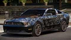 Ford Mustang 302 V1.1 PJ6 for GTA 4