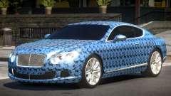2013 Bentley Continental GT Speed PJ3 for GTA 4