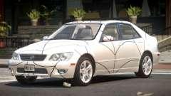 Lexus IS300 LS PJ5 for GTA 4