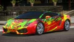 Lamborghini Gallardo E-Stule PJ2 for GTA 4