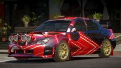 Subaru Impreza SR PJ2 for GTA 4