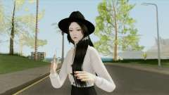 Jennie Kim (BLACKPINK) for GTA San Andreas