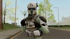 FBI Skin (PAYDAY 2) for GTA San Andreas