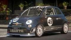 Fiat 500 L-Tuned PJ2 for GTA 4