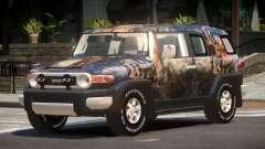 Toyota FJ Cruiser ST PJ4 for GTA 4