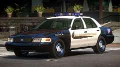 Ford Crown Victoria MS Police V1.1 for GTA 4