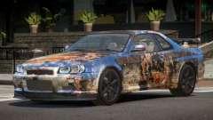 Nissan Skyline R34 L-Tuned PJ4 for GTA 4