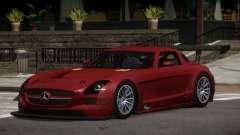 Mercedes SLS R-Tuning for GTA 4