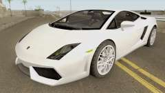 Lamborghini Gallardo LP560-4 IVF for GTA San Andreas