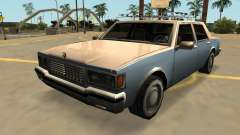 Declasse Premier Classic (IVF, Badges, Extras) for GTA San Andreas