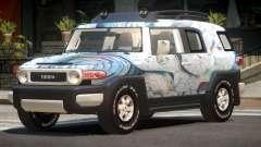 Toyota FJ Cruiser ST PJ2 for GTA 4