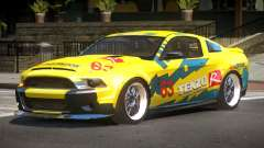 Shelby GT500 SR PJ3 for GTA 4