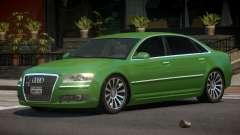 Audi A8 V1.3 for GTA 4