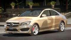 Mercedes Benz CLA V1.0 PJ1 for GTA 4