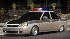Lada Priora Police V1.1